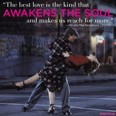 Romantic movies and TV shows have some of the best love scenes ever that leave us with quotes that give us hope that true love really does exist. Here are the best love quotes as told by your favorite on-screen characters. Love Quotes Movies, Sad Movie Quotes, Best Love Movies, Romantic Movie Quotes, Tv Show Quotes, Best Love Quotes, Film Quotes, Breakup Quotes, Crazy Love Quotes