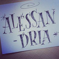Alesandría by Martina Flor