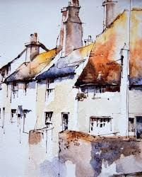 Image result for images of buildings in watercolour