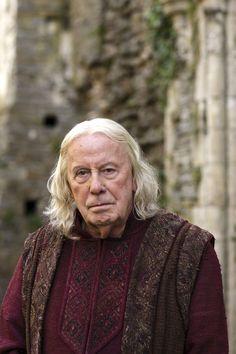 Merlin Tv Series, Merlin Show, Merlin Cast, Bbc Tv Series, Medieval, Merlin And Arthur, King Arthur, Fantasy Tv Shows, Richard Wilson