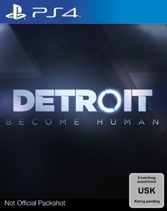 Detroit: Become Human - [PlayStation 4]