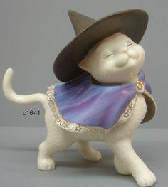 Lenox Halloween MOONLIGHT MINX CAT Kitty Cat New In Box   eBay