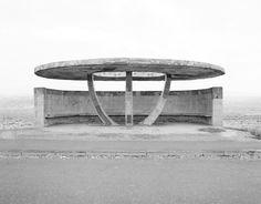 #Bus stop in Armenia. Eriwan-Gjumri | Ursula Schulz-Dornburg. Soviet…