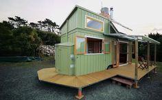 Мини-дом на колесах Room to Move – автономное мобильное жилище на солнечной энергии