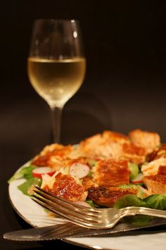 Smoked salmon salad by lumo lifestyle, #salad, #fish, #salmon