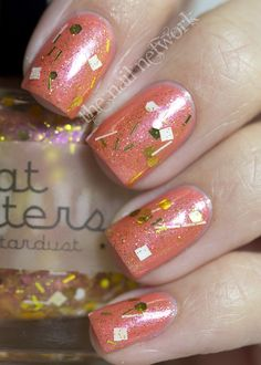 All That Glitters Ziggy Stardust over Sinful Colors Luminary
