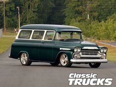 1959 chevy suburban