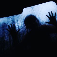 You go to back your car up at night and you see this in your rear window do you hit the gas grab your gun or see who it is? #hauntedelementary #hauntedhouse