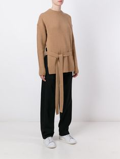 Joseph belted jumper, shop now at Farfetch
