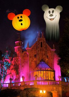 Halloween at Disney World is so much fun! I can't decide if I love Halloween or Christmas there more!