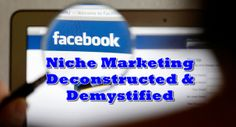 http://www.powertoolsformarketers.com/blog/niche-marketing-deconstructed-and-demystified. Niche marketing is a powerful strategy for reaching a target audience. This article discusses what it is and how it can be effectively implemented. Click on the link to read the full article.