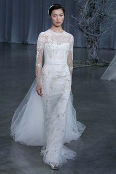 Monique Lhuillier Bridal A/W 3013