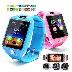 Cheap support sim, Buy Quality watch directly from China smart watch Suppliers: Smart Watch Support SIM TF Cards For Android IOS Phone Children Camera Women Bluetooth Watch With Retail Box Russia hot Smartwatch Bluetooth, Bluetooth Watch, Smart Watch Price, Watch Mobile Phone, Mobile Phones, Wi Fi, Android, Smartwatch, Crates