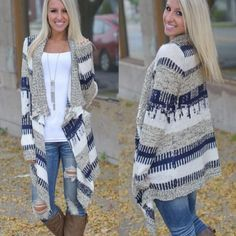 Layer up your style in this fashionable cardigan. This cardigan offers asymmetric open front, long sleeve, irregular hemline. This will keep you warm and cozy. Very soft and lightweight, perfect for f