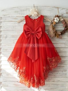 Feature:flower girl dresses country red,flower girl dresses unique,flower girl dresses vintage baby. This sweet red dress will surely make your daughter the center of attention. The bodice is adorned with lovely lace for a classic look. Have your girl wear this dress for Communions, Flower Girl, or any other special occasion. This red flower girl dress can be custom made with no extra cost. Description1, Color: picture color or other colors, there are 126 colors are available, please contact us Flower Girl Dresses Country, Princess Flower Girl Dresses, Cheap Flower Girl Dresses, Wedding Flower Girl Dresses, Princess Ball Gowns, Princess Girl, Unique Dresses, Little Girl Dresses, Girls Dresses