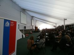 Con nuestra ayuda el Evento realizado en CPEIP ha sido todo un éxito, Gobierno de Chile.  27 Julio 2012 a las 10:00 horas.