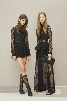 Elie Saab Pre-Fall 2016 Fashion Show