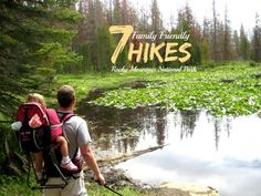 Looking for easy hikes in Rocky Mountain National Park that are also kid friendly hikes? Click over, for seven recommended Family Friendly Hikes in Rocky Mountain National Park.