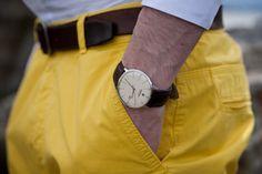 Na pierwsze spotkanie. #fashion #style #men #watch #junkers #junkerswatch #retro #vintage #dlaniego