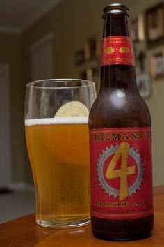 Real Ale Firemans #4 Blonde Ale