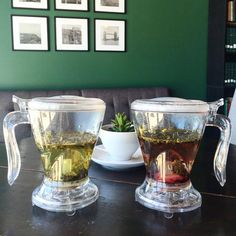 Customize your own cup of tea at Simplicity and Co. in Stillwater. Here, you can sample Asian and European teas that owners Austin and Ashley brought home to Oklahoma to share with the local community.
