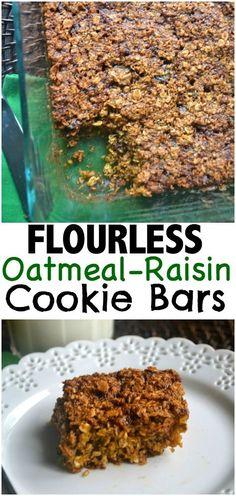 Flourless Oatmeal-Ra