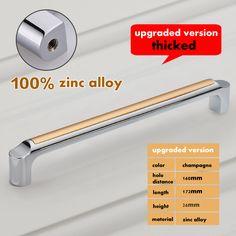 $32.39 (Buy here: https://alitems.com/g/1e8d114494ebda23ff8b16525dc3e8/?i=5&ulp=https%3A%2F%2Fwww.aliexpress.com%2Fitem%2FNew-160mm-Modern-Cabinet-Drawer-Handles-Solid-Knobs-pulls-Furniture-Handle-Cupboard-Closet-Zinc-Alloy-Handle%2F32362063436.html ) Modern Cabinet Drawer Handles Solid Knobs pulls Furniture Handle Cupboard Closet Zinc Alloy Handle Pulls Bars 160mm for just $32.39