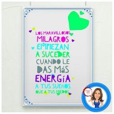 #feliziniciodesemana #claudiarivas #empiezaacreerenti concentra toda tu #energía en tus metas y sueños