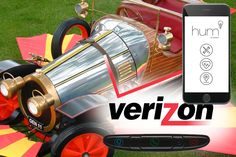 Verizon Hum will make your old car smart for $14.99 a month, and the company is releasing the product at last