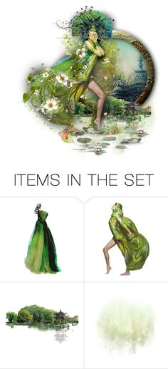 """""""Gaia"""" by raynefyre ❤ liked on Polyvore featuring art"""