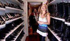 Dina Manzo's Closet...unreal
