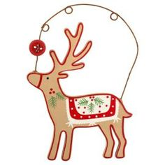 Reindeer Moose And Deer Christmas Crafts And Decorations