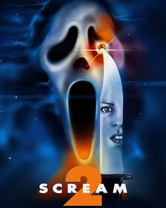 "80's Cybernetic 📼 on Instagram: ""You're never gonna get away with this. (Scream 2 1997) #scream #scream2 #wescraven #nevecampbell #courteneycox #davidarquette…"" Horror Icons, Horror Movie Posters, Horror Films, Halloween Horror Movies, Scary Movies, Halloween 2019, Best Movie Posters, Movie Poster Art, Film Posters"