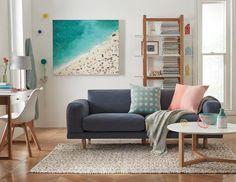 Decora tu #hogar combinando estilos y estampados. #Deco