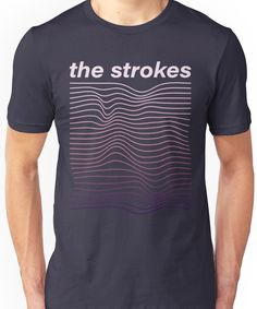 7038f985 The Strokes Band New T Shirt in 2019   Famous T-Shirt Ever   The ...