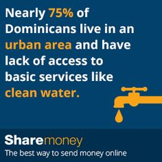 Send Money To The Dominican Republic Dr Did You Know Nearly 75