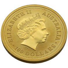 Moneda Ano Lunar del Cerdo 2007 Oro 1 oz reverse
