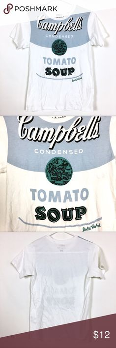 2cfc9f7abb SPRZ NY Campbell's Soup Andy Warhol T-shirt New without tags. Never worn.