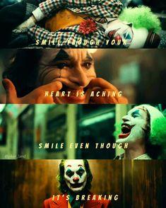 Joker Smile though your heart is aching; Nat King Cole Regarder Birds of Prey (et la fantabuleuse histoire de Harley Quinn) Film Complet en Streaming VF Joker Heath, Joker Dc, Joker And Harley Quinn, New Joker Movie, Joker Film, Joaquin Phoenix, Birds Of Prey, Gotham, Joker Phoenix