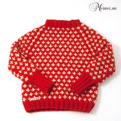 Mormor's handknitted baby- and children's clothes - Digital knitting patterns for handknitted baby- and children's clothes Knitting Patterns Boys, Knitting For Kids, Knitting Designs, Baby Knitting, Knitwear Fashion, Knit Fashion, Cute Jumpers, Nordic Sweater, Toddler Sweater