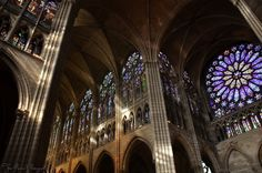 Tara Goes Europe: Creepin' in Paris: Visiting the famous {and infamous} dead of France  Saint-Denis Basilica, France