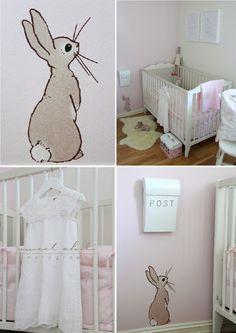 Dormitorio conejito