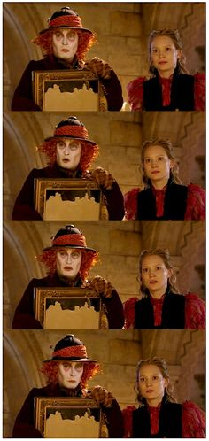 "Mad Hatter & Alive in ""Alice Through the Looking Glass"""