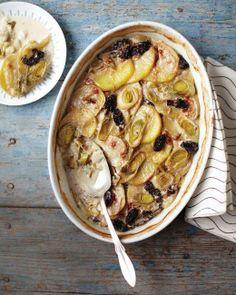 Easter Side Dishes // Leek, Potato, and Morel Gratin Recipe