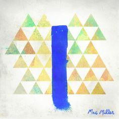 Mac Miller's Blue Slide Park album.