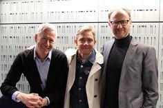 Talkin' #Sherlock221B with Martin Freeman & Mark Gatiss - @BBCFrontRow @BBCRadio4 7.15pm