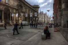 HDR photographer: Cathedral in Milan