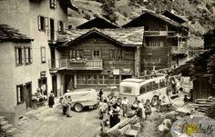 Ancienne poste des Haudères Street View, Image, Future, Switzerland