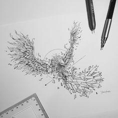 Geometric beasts phoenix