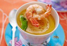 Soupe de lentilles corail au lait de cocoDécouvrez la recette de la soupe de lentilles corail au lait de coco